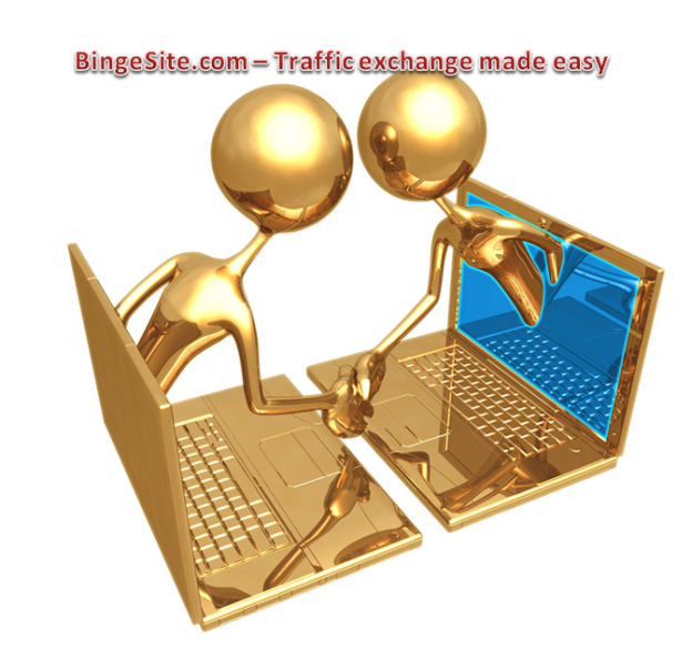 Traffic exchange made easy